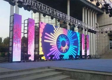 P3.91 Stage Rental Led Display Led video Panel with 50x100cm Panel