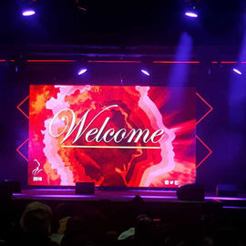 Led Display Screen Indoor Rental LED Display Full Color Durable 2 Years Warranty