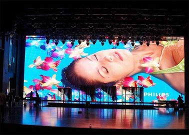 Chiny Stage Rental Display Profesjonalny panel producenta P4 Indoor Full Color LED Screen fabryka
